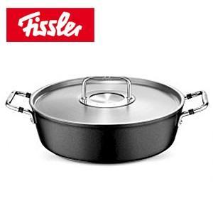 Fissler/フィスラー ルノ ロースター 【luno/IH対応/電磁調理器対応/両手鍋】(56-506-24)<24cm>|kitchen