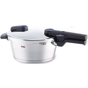 【 送料無料 】 フィスラー Fissler 圧力鍋 IH対応 3.5L ビタクイック プラス( 90-03-00-511 )|kitchen