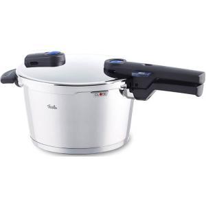 【 送料無料 】 フィスラー Fissler 圧力鍋 IH対応 4.5L ビタクイック プラス( 90-04-00-511 )|kitchen