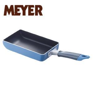 マイヤー ファブリエ2 エッグパンM ( FB2-EMBU) 【 MEYER  ガス火専用 卵焼き器 玉子焼き器 】|kitchen