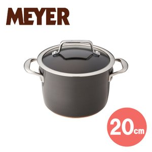 マイヤー アナロン ヌーヴェルカッパー両手鍋20cm( AC2-W20 ) 【 MEYER ANOLON NOUVELLE COPPER 】|kitchen