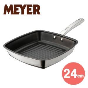 マイヤー スターシェフ グリルパン24cm( MSC2-GP...