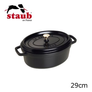 Staub/ストーブ/ストウブ オーバルシチューパン ピコ・ココット・オーバル 29cm (1102925)|kitchen