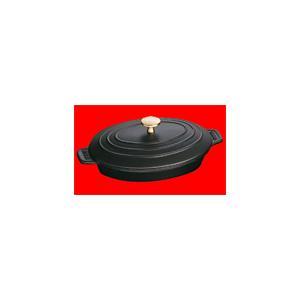 Staub/ストーブ/ストウブ オーバルプレート23cm(1332325)|kitchen