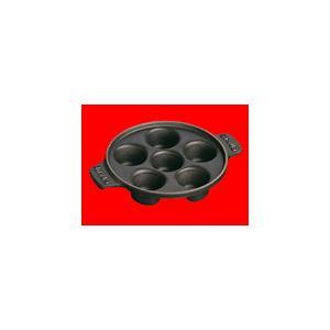 【30%OFF】Staub/ストーブ/ストウブ エスカルゴディッシュ6穴 (1301523)|kitchen