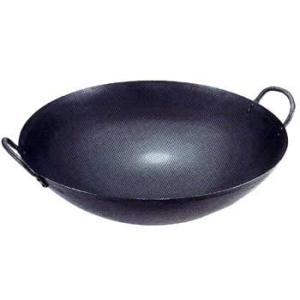 味一鉄 中華鍋30cm|kitchen