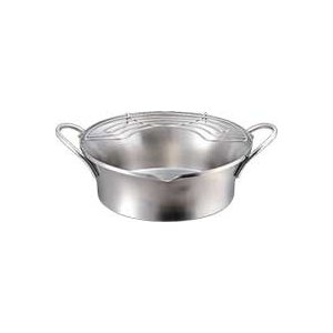 サスティナ 天ぷら鍋27cm|kitchen