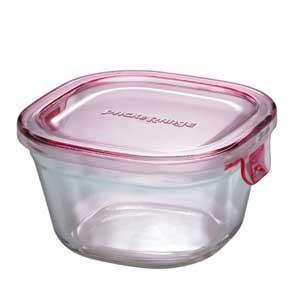 イワキ パックアンドレンジプチ (ピンク)<3200-P>|kitchen