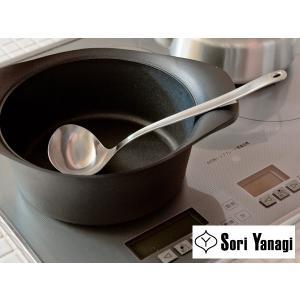 柳宗理 レードル L【SORI YANAGI 柳 宗理】|kitchen