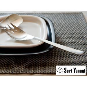 柳宗理 ステンレス カトラリー サーバーフォーク ( #1250 )【SORI YANAGI 柳 宗理】|kitchen