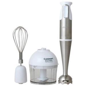 Cuisinart/クイジナート スマートスティックハンドブレンダー(CSB-77J2BSW)<ホワイト>|kitchen