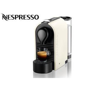 NESPRESSO/ネスプレッソ コーヒーメーカー U/ユー クリーム(C50CW-1)|kitchen