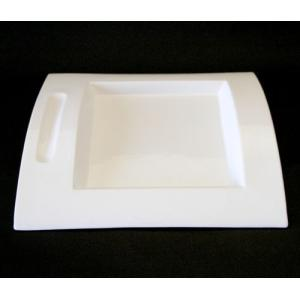イタリア パンドラデザイン プレート コッポ  PandoraDesign ホワイトセラミック 皿 お皿 kitchen
