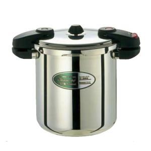 ワンダーシェフ両手圧力鍋10リットル【NMDA10】|kitchen