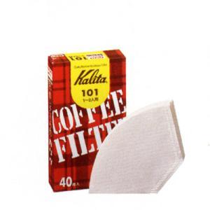 カリタ 101濾紙(ホワイト)40枚入(#11037)|kitchen