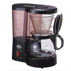 カリタ コーヒーメーカー ET-102(50909)<ブラック>|kitchen