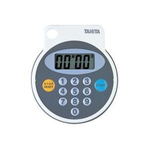TANITA/タニタ 防滴タイマー100分計 ホワイト (5342-WH)|kitchen
