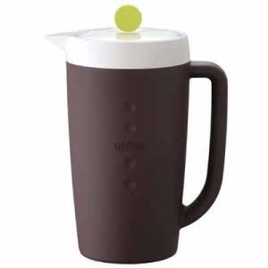 THERMOS/サーモス 保冷サーバー 1.5L(TPG-1500-DBW)<ダークブラウン>|kitchen