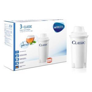 BRITA/ブリタ 交換用フィルターカートリッジ3本入り(クラシックカートリッジ)|kitchen
