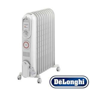 《送料無料直送》DeLonghi/デロンギ ヴェント オイルヒーター(V551115EFS)<ホワイト×ライトグレー>|kitchen