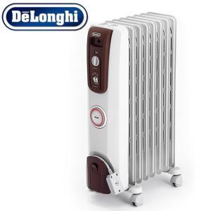 デロンギ オイルラジエターヒーター ブラウン ( H770812EFS-B ) 【 DeLonghi オイルヒーター おしゃれ シンプル 】|kitchen