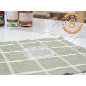 《8点までメール便対応可能》野田琺瑯 ホワイトシリーズ スクウェア S替え用シール蓋 ( SFS-S )|kitchen