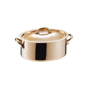 モービル 銅 オーバルココット24cm【マトファー】(06193)|kitchen