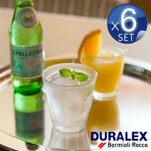 DURALEX/デュラレックス ピカルディー 130mL 6個セット|kitchen