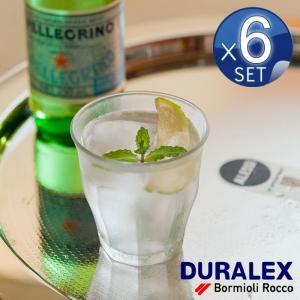 DURALEX/デュラレックス ピカルディー 160mL 6個セット|kitchen