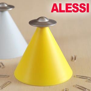 ALESSI アレッシィ Spettro スプレット クリップホルダー [ SPETTRO ペーパークリップホルダー ] ( MGIR01-Y ) イエロー|kitchen
