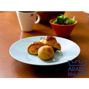 アラビア ココ プレート23cm ( 012026 ) アクア kitchen
