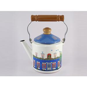 富士ホーロー MERRY SERIES(メリー) 1.2Lケトル(MM-1.2K・H)<メリーハウス>|kitchen