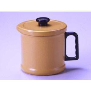 富士ホーロー 1.5Lオイルポット(活性炭カートリッジ付)(OP-1.5C・NY)<ニューイエロー> kitchen