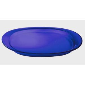 グッチーニ フィーリング オーバルトレー(2289.00)<ブルー>|kitchen