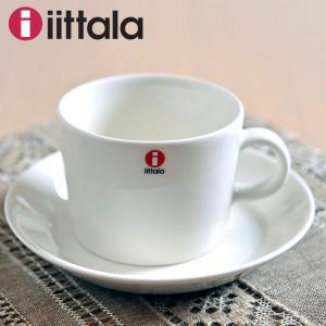 iittala/イッタラ TEEMA カップ&ソーサー220mL<ホワイト> kitchen