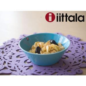 イッタラ ティーマ シリアルボウル 15cm ( 016254 ) < ターコイズ >|kitchen