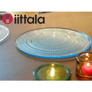 iittala イッタラ Kastehelmi カステヘルミ プレート31.5cm ( 5865 ) ライトブルー|kitchen