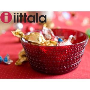iittala イッタラ Kastehelmi カステヘルミ ボウル230mL 1個 ( 5958 ) レッド|kitchen