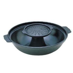 アルミ 焼きしゃぶ鍋|kitchen