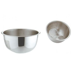 18-8 3WAY 水切りボール|kitchen
