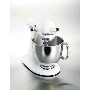 キッチンエイドスタンドミキサー(ホワイト)<KSM150WH >|kitchen