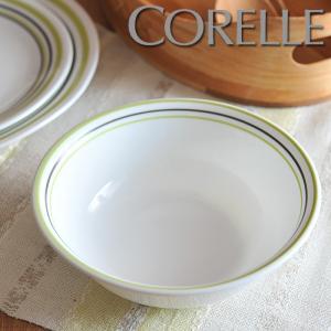 コレール/Corelle ガーデンスケッチバンド ボウル 中 【CORELLE/Garden Sketch Bands/スープカップ/シリアルボウル】(1094742)<160mm>|kitchen
