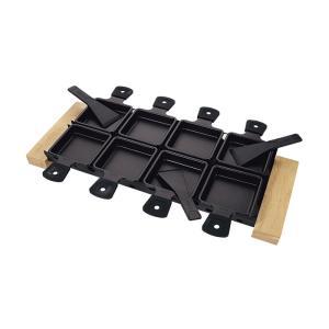 ボスカ ライフ ラクレットオーブンセット パーティサイズ XL 852044 【 BOSKA 】|kitchen