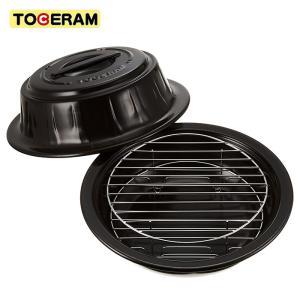 トーセラム お手軽燻製鍋 ( 熱燻製用 ) ( TSP/PN-31D-5 ) kitchen