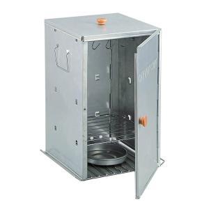 キャプテンスタッグ ( CAPTAIN STAG ) バーベキュー BBQ 燻製器 アドバンス 折りたたみ スモーカー スモーク対応 M-6547|kitchen