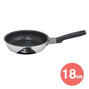 ウルシヤマ ルミエール IH フライパン 18cm 日本製 テフロン LME-F18 ウルシヤマ金属工業 Urushiyama kitchen