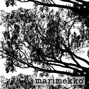 《1.5mまでメール便送料無料》MARIMEKKO/マリメッコ TUULI/トゥーリ 生地 (30cm以上〜10cm単位で切り売り) 《ファブリック》 【北欧/布】<ブラック>|kitchen