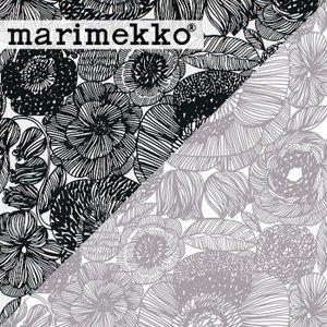 [ 1.5mまでメール便送料無料 ] マリメッコ MARIMEKKO クルエンポルヴィ 生地 選べる2色 ( 30cm以上〜10cm単位で切り売り ) [ ファブリック ] kitchen