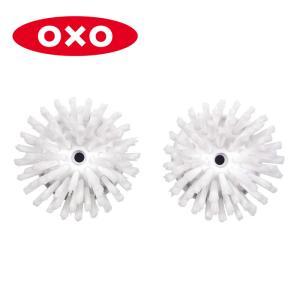 【ポイント10倍】オクソー ワンプッシュパームブラシ リフィル( 12154600 ) 【 OXO オクソ 交換ヘッド 】|kitchen