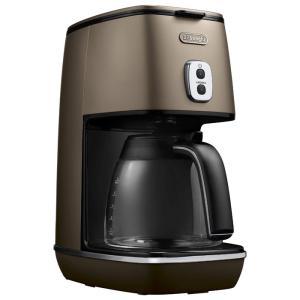 DeLonghi デロンギ ディスティンタコレクションドリップコーヒーメーカー (フューチャーブロンズ)( ICMI011J-BZ ) kitchen